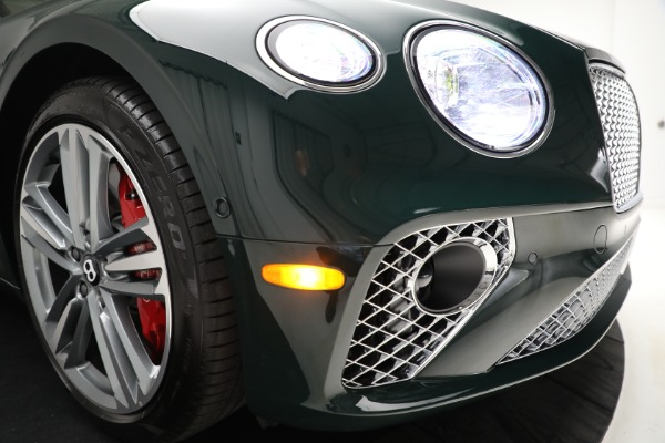Used 2020 Bentley Continental GT W12 for sale Call for price at Alfa Romeo of Greenwich in Greenwich CT 06830 28