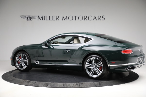 New 2020 Bentley Continental GT W12 for sale $264,255 at Alfa Romeo of Greenwich in Greenwich CT 06830 3