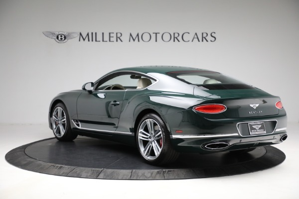 New 2020 Bentley Continental GT W12 for sale $264,255 at Alfa Romeo of Greenwich in Greenwich CT 06830 4