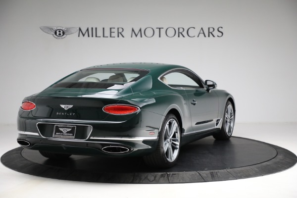 New 2020 Bentley Continental GT W12 for sale $264,255 at Alfa Romeo of Greenwich in Greenwich CT 06830 6