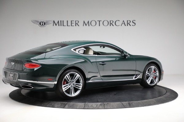 New 2020 Bentley Continental GT W12 for sale $264,255 at Alfa Romeo of Greenwich in Greenwich CT 06830 7