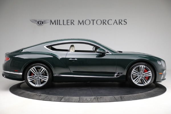New 2020 Bentley Continental GT W12 for sale $264,255 at Alfa Romeo of Greenwich in Greenwich CT 06830 8
