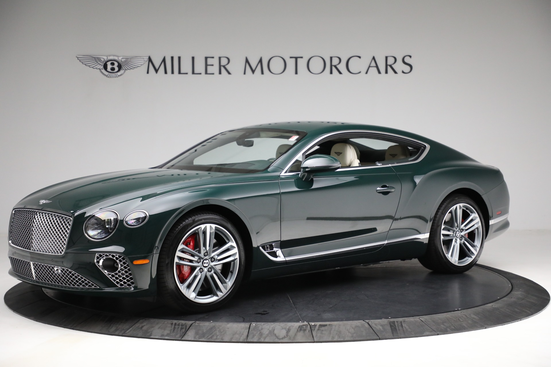 New 2020 Bentley Continental GT W12 for sale $264,255 at Alfa Romeo of Greenwich in Greenwich CT 06830 1