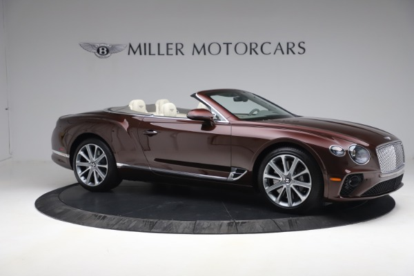 New 2020 Bentley Continental GT V8 for sale $269,605 at Alfa Romeo of Greenwich in Greenwich CT 06830 10