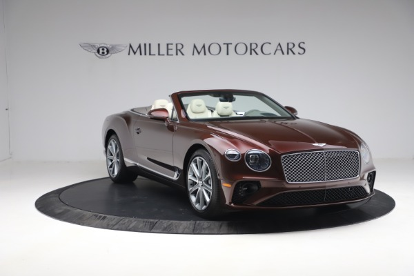 New 2020 Bentley Continental GT V8 for sale $269,605 at Alfa Romeo of Greenwich in Greenwich CT 06830 11