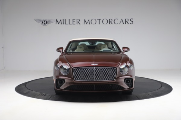 New 2020 Bentley Continental GT V8 for sale $269,605 at Alfa Romeo of Greenwich in Greenwich CT 06830 12