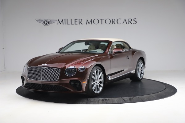 New 2020 Bentley Continental GT V8 for sale $269,605 at Alfa Romeo of Greenwich in Greenwich CT 06830 13