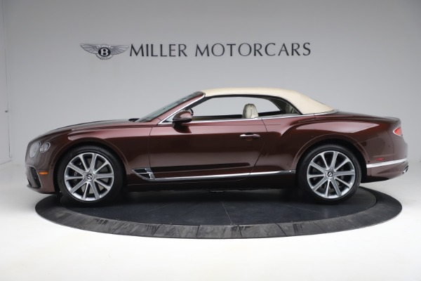 Used 2020 Bentley Continental GT V8 for sale Call for price at Alfa Romeo of Greenwich in Greenwich CT 06830 14