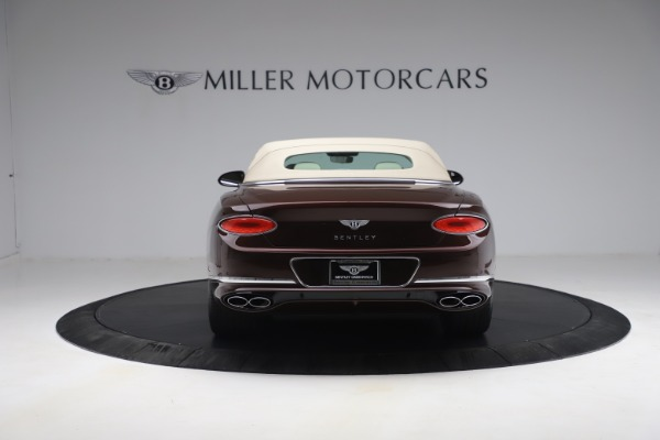 New 2020 Bentley Continental GT V8 for sale $269,605 at Alfa Romeo of Greenwich in Greenwich CT 06830 16