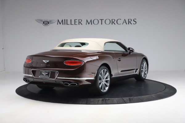 New 2020 Bentley Continental GT V8 for sale $269,605 at Alfa Romeo of Greenwich in Greenwich CT 06830 17