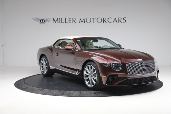 New 2020 Bentley Continental GT V8 for sale $269,605 at Alfa Romeo of Greenwich in Greenwich CT 06830 19