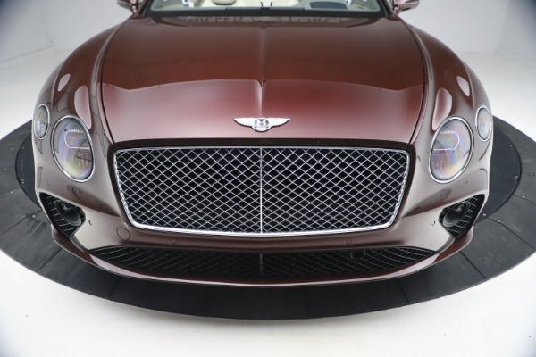 New 2020 Bentley Continental GT V8 for sale $269,605 at Alfa Romeo of Greenwich in Greenwich CT 06830 21
