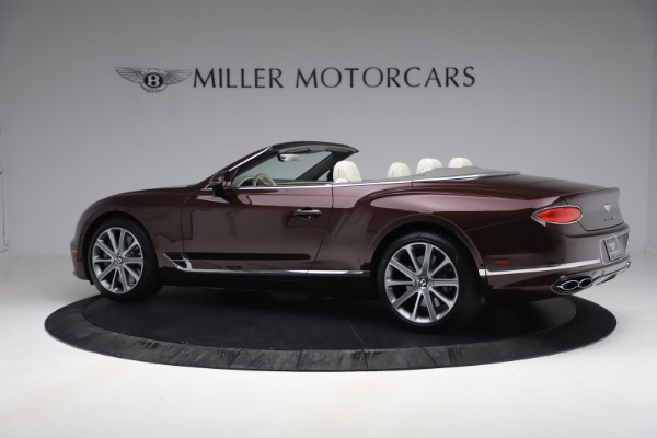 New 2020 Bentley Continental GT V8 for sale $269,605 at Alfa Romeo of Greenwich in Greenwich CT 06830 4
