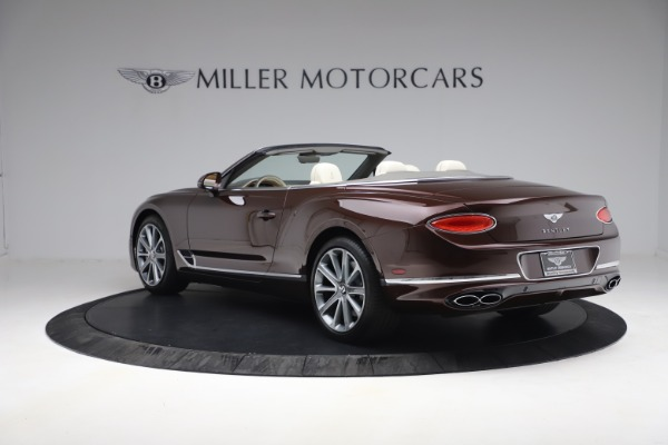 New 2020 Bentley Continental GT V8 for sale $269,605 at Alfa Romeo of Greenwich in Greenwich CT 06830 5