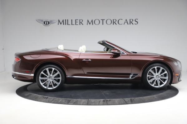 Used 2020 Bentley Continental GT V8 for sale Call for price at Alfa Romeo of Greenwich in Greenwich CT 06830 9