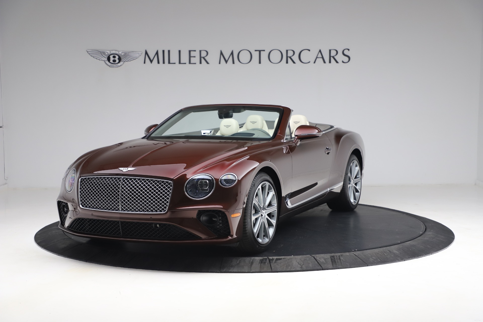 New 2020 Bentley Continental GT V8 for sale $269,605 at Alfa Romeo of Greenwich in Greenwich CT 06830 1