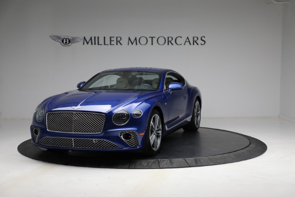 New 2020 Bentley Continental GT V8 for sale $255,080 at Alfa Romeo of Greenwich in Greenwich CT 06830 2