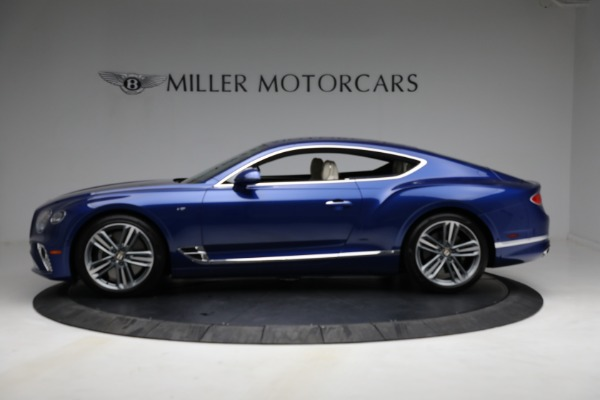 New 2020 Bentley Continental GT V8 for sale $255,080 at Alfa Romeo of Greenwich in Greenwich CT 06830 3