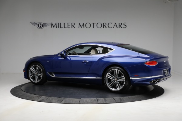 New 2020 Bentley Continental GT V8 for sale $255,080 at Alfa Romeo of Greenwich in Greenwich CT 06830 4