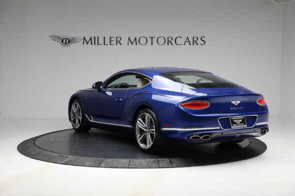 New 2020 Bentley Continental GT V8 for sale $255,080 at Alfa Romeo of Greenwich in Greenwich CT 06830 5