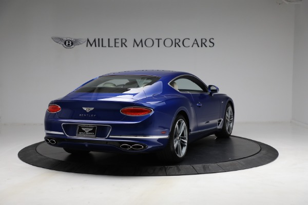 New 2020 Bentley Continental GT V8 for sale $255,080 at Alfa Romeo of Greenwich in Greenwich CT 06830 7