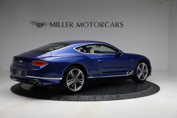 New 2020 Bentley Continental GT V8 for sale $255,080 at Alfa Romeo of Greenwich in Greenwich CT 06830 8