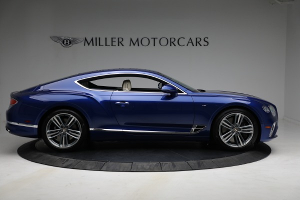 New 2020 Bentley Continental GT V8 for sale $255,080 at Alfa Romeo of Greenwich in Greenwich CT 06830 9