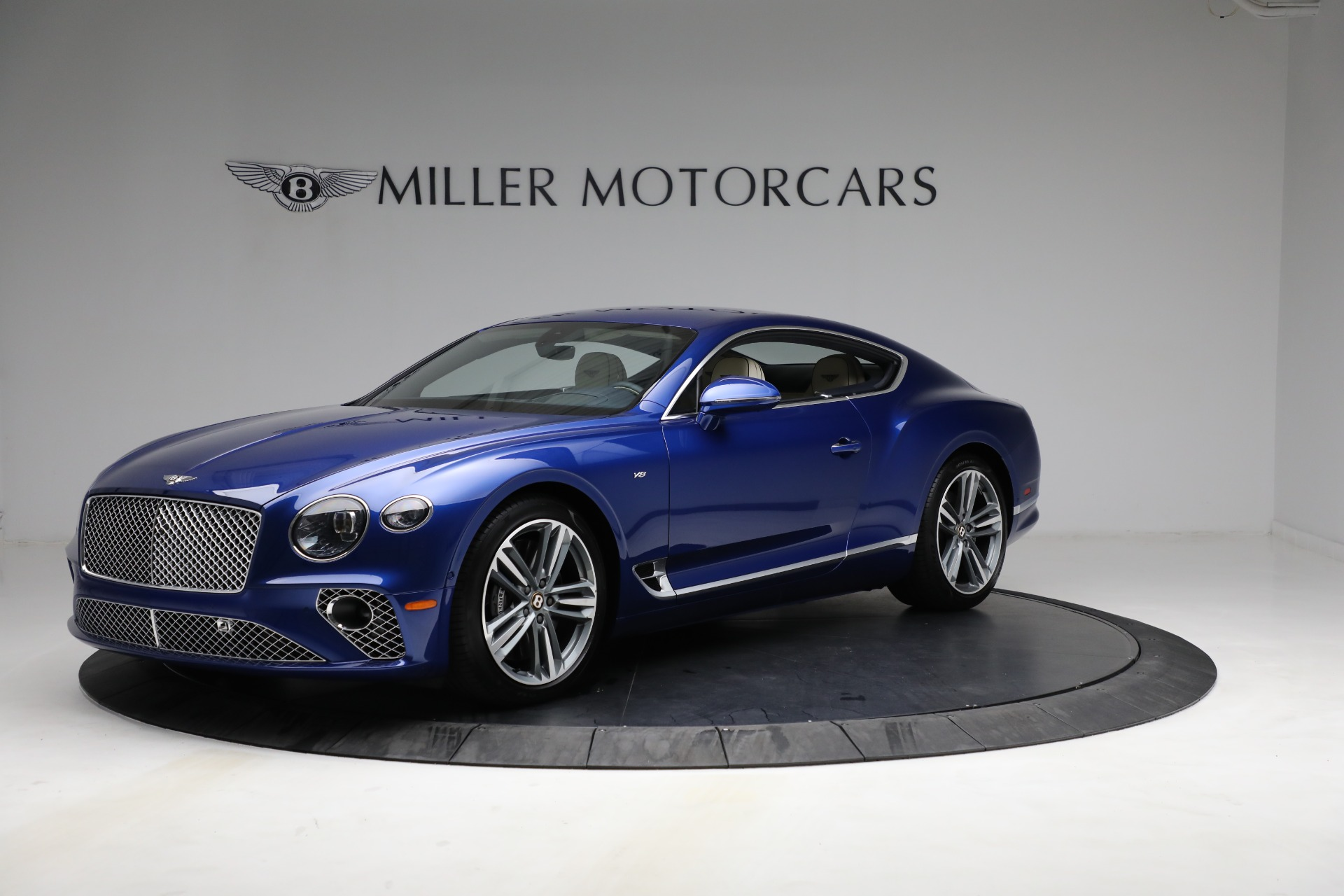 New 2020 Bentley Continental GT V8 for sale $255,080 at Alfa Romeo of Greenwich in Greenwich CT 06830 1