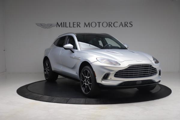 New 2021 Aston Martin DBX for sale $210,786 at Alfa Romeo of Greenwich in Greenwich CT 06830 10