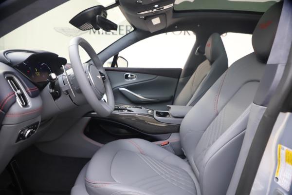 New 2021 Aston Martin DBX for sale $210,786 at Alfa Romeo of Greenwich in Greenwich CT 06830 12
