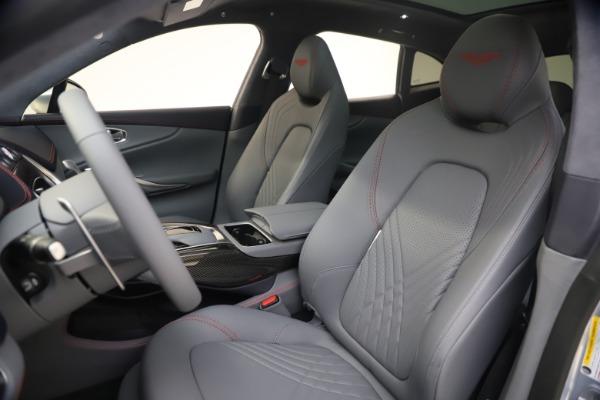 New 2021 Aston Martin DBX for sale $210,786 at Alfa Romeo of Greenwich in Greenwich CT 06830 14