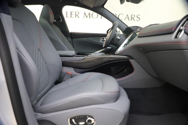 New 2021 Aston Martin DBX for sale $210,786 at Alfa Romeo of Greenwich in Greenwich CT 06830 19
