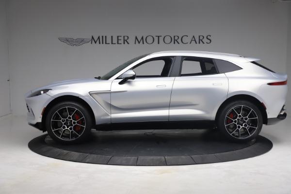 New 2021 Aston Martin DBX for sale $210,786 at Alfa Romeo of Greenwich in Greenwich CT 06830 2
