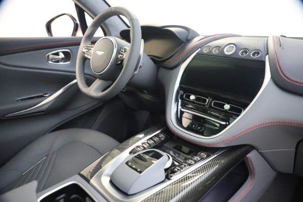New 2021 Aston Martin DBX for sale $210,786 at Alfa Romeo of Greenwich in Greenwich CT 06830 20