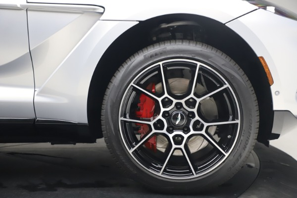 New 2021 Aston Martin DBX for sale $210,786 at Alfa Romeo of Greenwich in Greenwich CT 06830 23