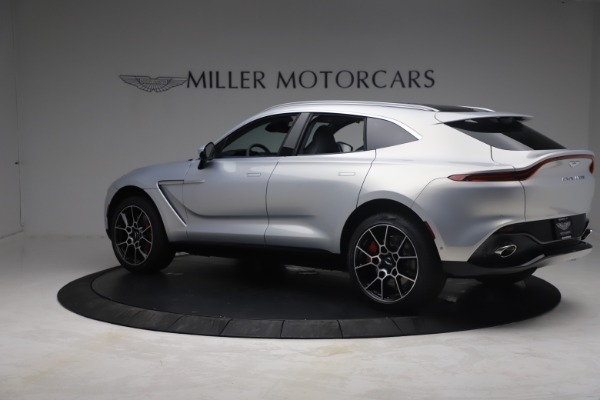 New 2021 Aston Martin DBX for sale $210,786 at Alfa Romeo of Greenwich in Greenwich CT 06830 3
