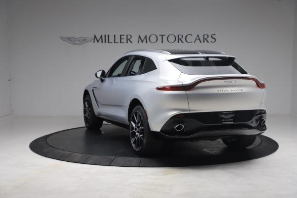 New 2021 Aston Martin DBX for sale $210,786 at Alfa Romeo of Greenwich in Greenwich CT 06830 4