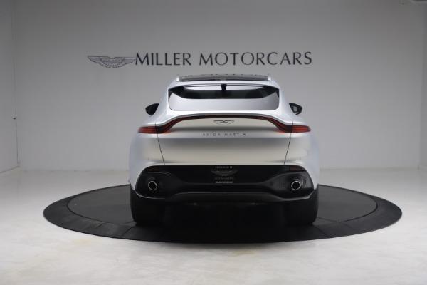 New 2021 Aston Martin DBX for sale $210,786 at Alfa Romeo of Greenwich in Greenwich CT 06830 5