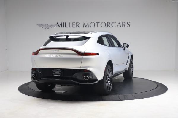 New 2021 Aston Martin DBX for sale $210,786 at Alfa Romeo of Greenwich in Greenwich CT 06830 6