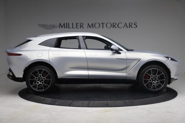 New 2021 Aston Martin DBX for sale $210,786 at Alfa Romeo of Greenwich in Greenwich CT 06830 8