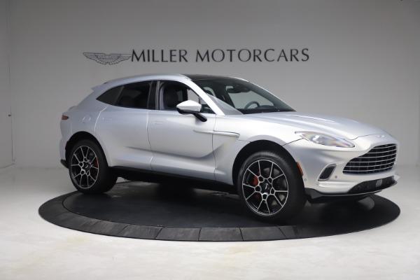New 2021 Aston Martin DBX for sale $210,786 at Alfa Romeo of Greenwich in Greenwich CT 06830 9