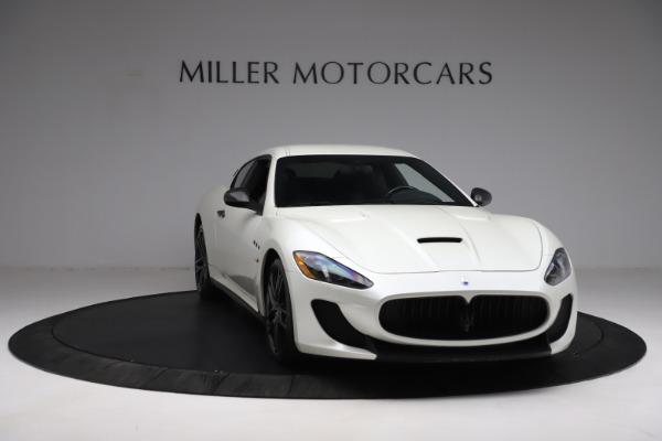 Used 2014 Maserati GranTurismo MC for sale Call for price at Alfa Romeo of Greenwich in Greenwich CT 06830 15