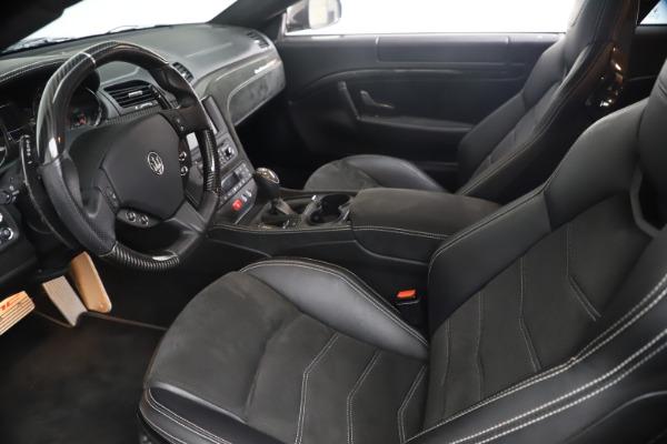 Used 2014 Maserati GranTurismo MC for sale Call for price at Alfa Romeo of Greenwich in Greenwich CT 06830 17