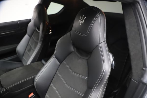 Used 2014 Maserati GranTurismo MC for sale Call for price at Alfa Romeo of Greenwich in Greenwich CT 06830 19