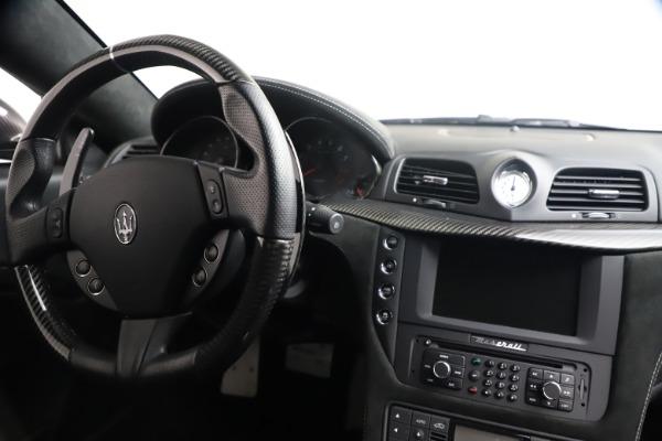 Used 2014 Maserati GranTurismo MC for sale Call for price at Alfa Romeo of Greenwich in Greenwich CT 06830 25