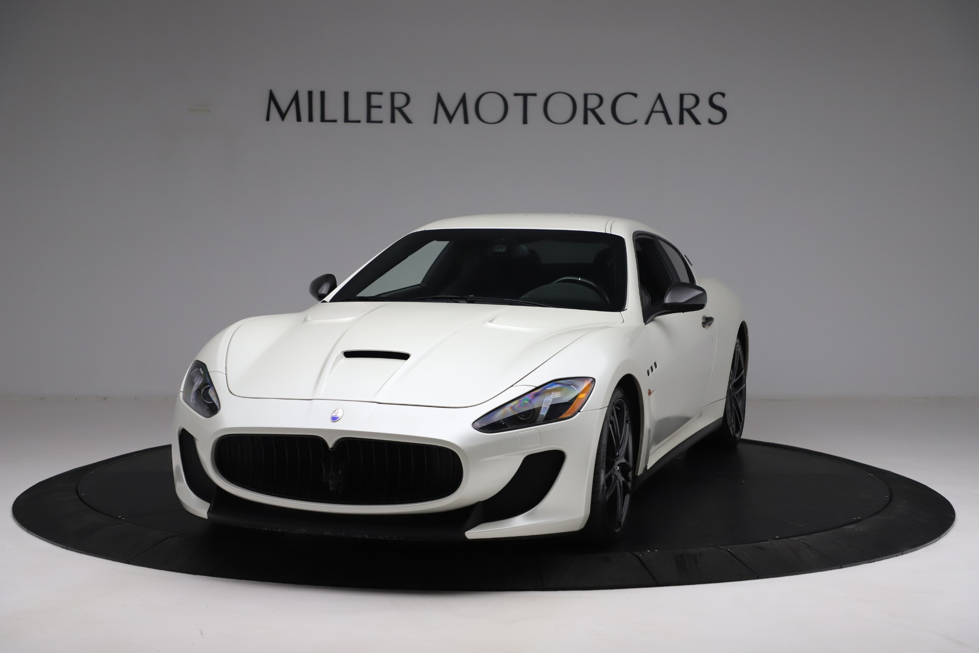Used 2014 Maserati GranTurismo MC for sale Call for price at Alfa Romeo of Greenwich in Greenwich CT 06830 1