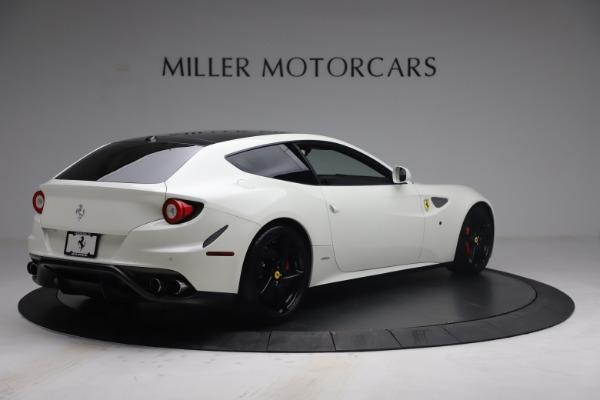 Used 2015 Ferrari FF for sale $159,900 at Alfa Romeo of Greenwich in Greenwich CT 06830 8