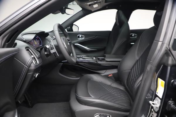 New 2021 Aston Martin DBX for sale $208,786 at Alfa Romeo of Greenwich in Greenwich CT 06830 13