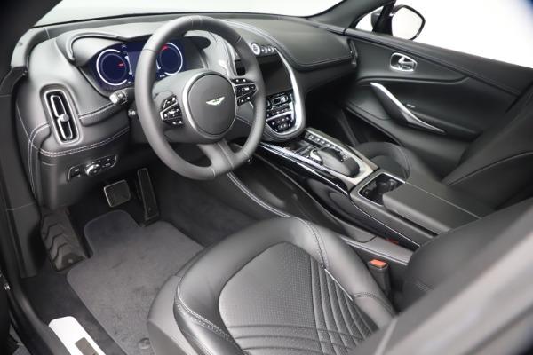 New 2021 Aston Martin DBX for sale $208,786 at Alfa Romeo of Greenwich in Greenwich CT 06830 14