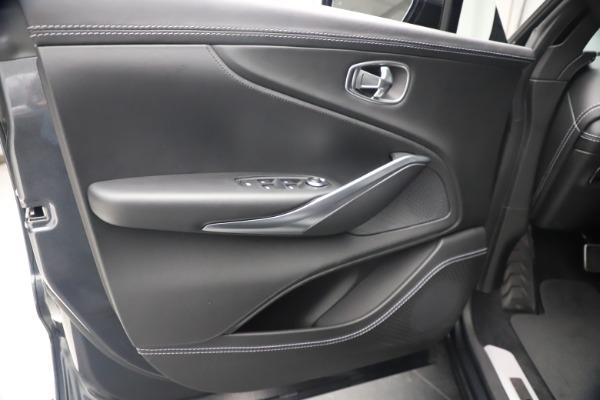 New 2021 Aston Martin DBX for sale $208,786 at Alfa Romeo of Greenwich in Greenwich CT 06830 16